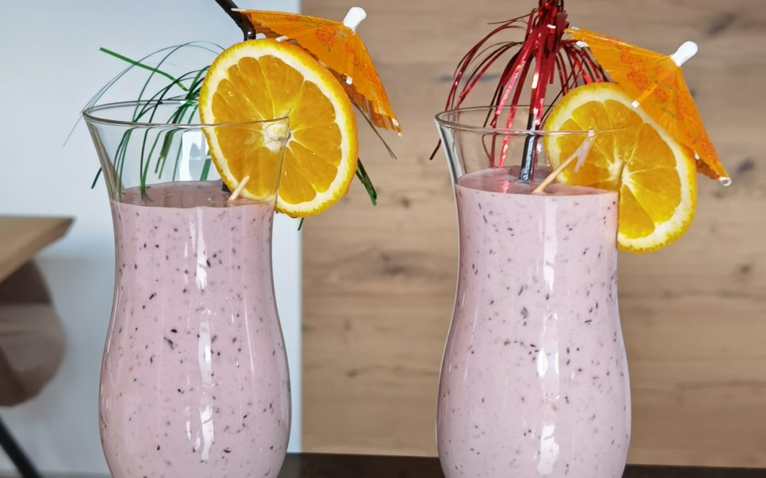LOW CARB Antioxidant Smoothie